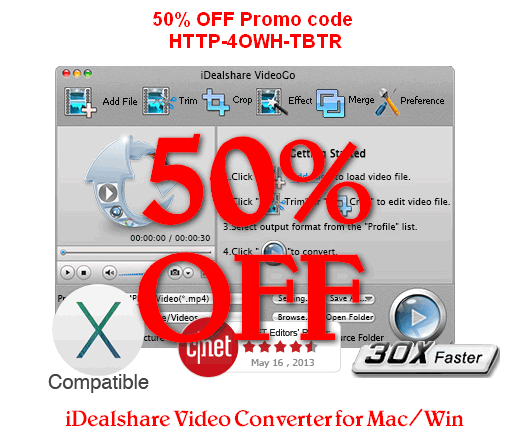 idealshare+Video+Converter+for+Mac+coupon+code.png